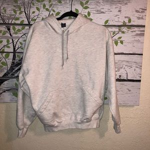 Lands End Hoodie Women's Heavyweight Sz Large EXC!